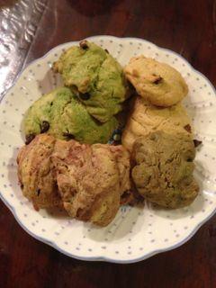 お嬢様のクッキー