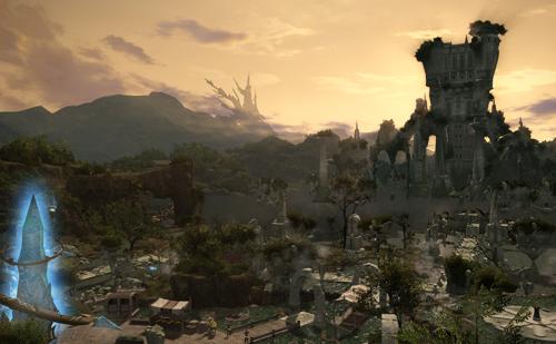 素晴らしい景色です
