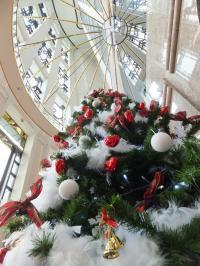 ホテル日航倉敷 クリスマスツリー