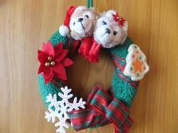 クリスマス リース 2