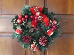 クリスマス リース 1