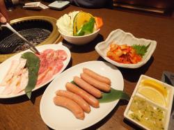 焼き肉 1