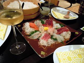 手巻き寿司パーリィ