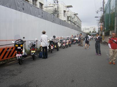 カフェカブin京都2012/1