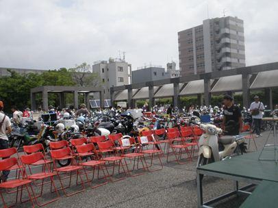カフェカブin京都2012/3