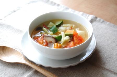 野菜スープw