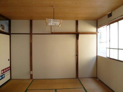 アパート4.5畳