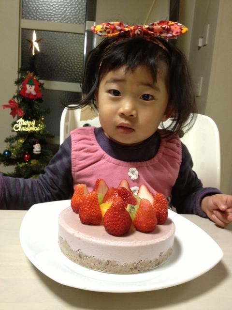 わーい、ケーキ♡②