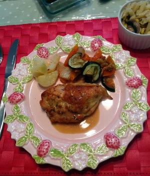 2012christmas dinner1