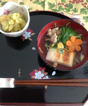 20130101お雑煮