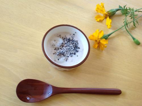 【縮小】①くるみ白玉汁粉