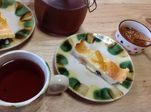【縮小】ゆずチーズケーキ