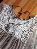 どきどきフリマ 買った物 ネックレス合わせ私服