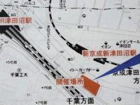 てならい市 地図1