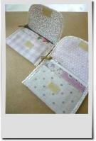 ミニ財布 ピンク系3