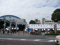 実籾ふるさと祭り 駅前