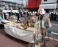 実籾ふるさと祭り ブース1