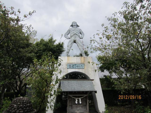 鹿児島県出水の特攻神社