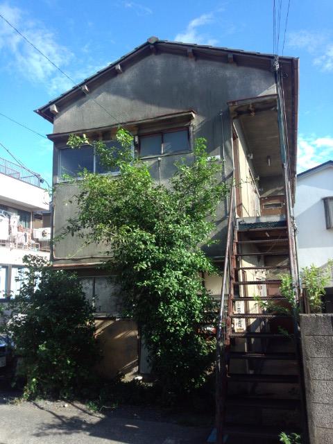 古アパート建て替えプラン