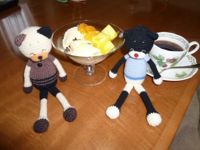 アイスデザート