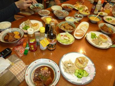 パパ・俊のコラボ食卓