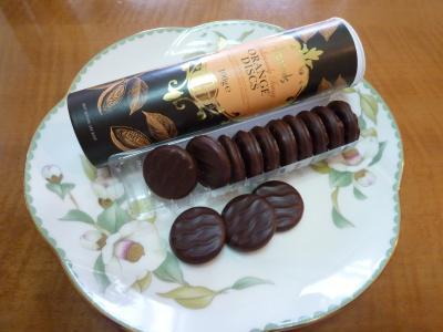 イギリスのチョコ