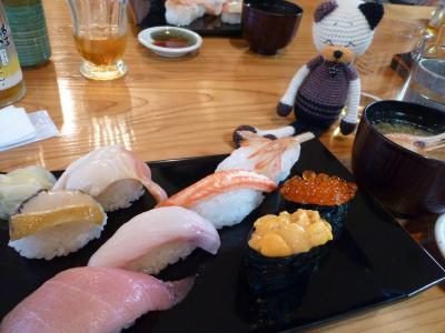 寿司幸・特上寿司