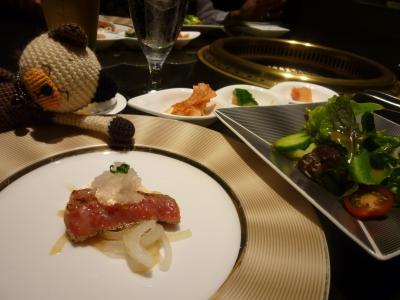 仙台牛焼き肉・花牛