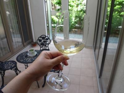 うちごはん・白ワイン