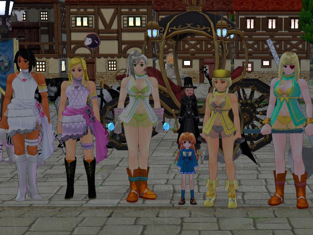 巨躯の極ファッションショー14
