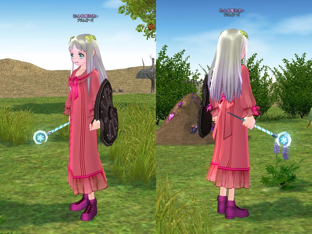 少女の衣装2