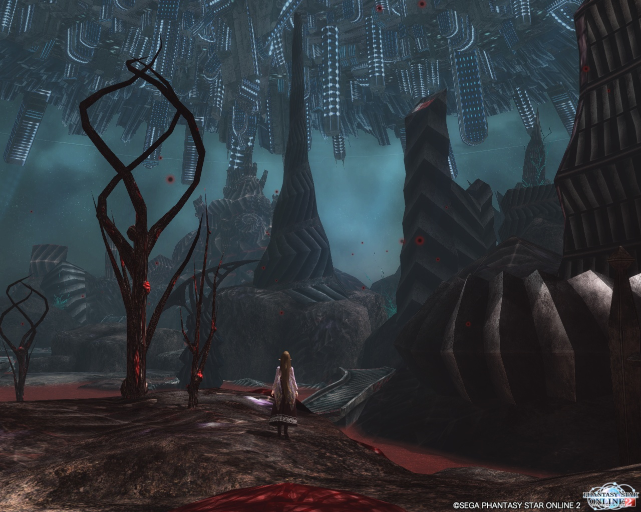 ダーカーの巣窟