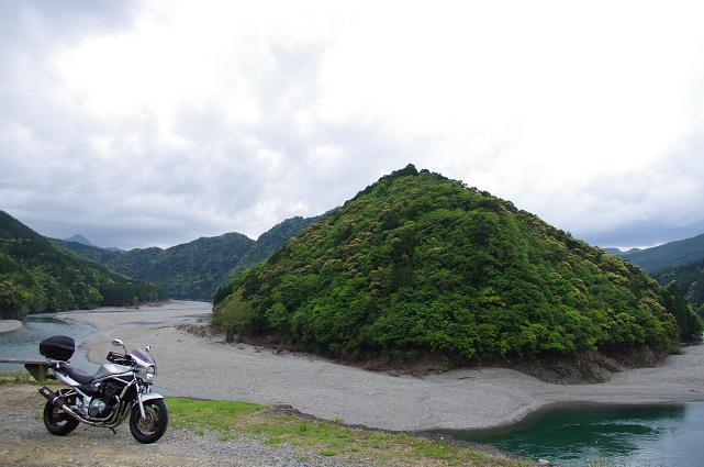 21北山川にて