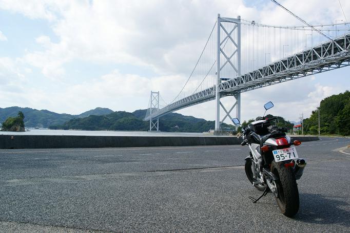 14因島大橋とVTR
