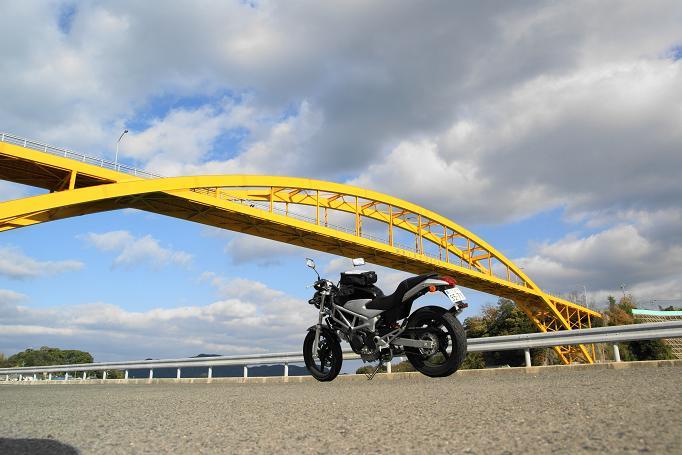 23高根大橋とVTR