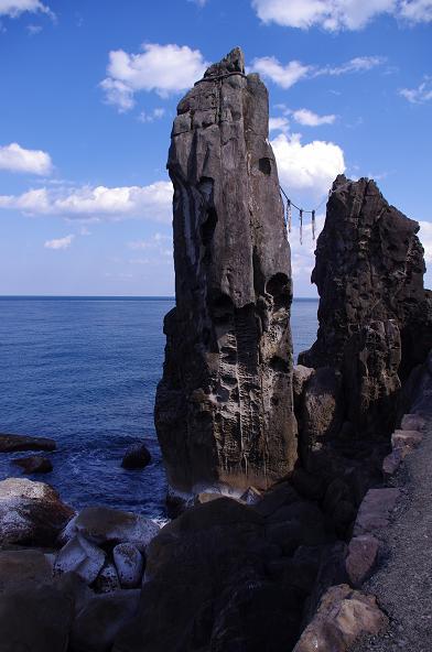 11夫婦岩