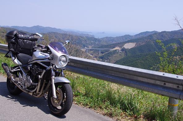 9 7子峠からの眺め