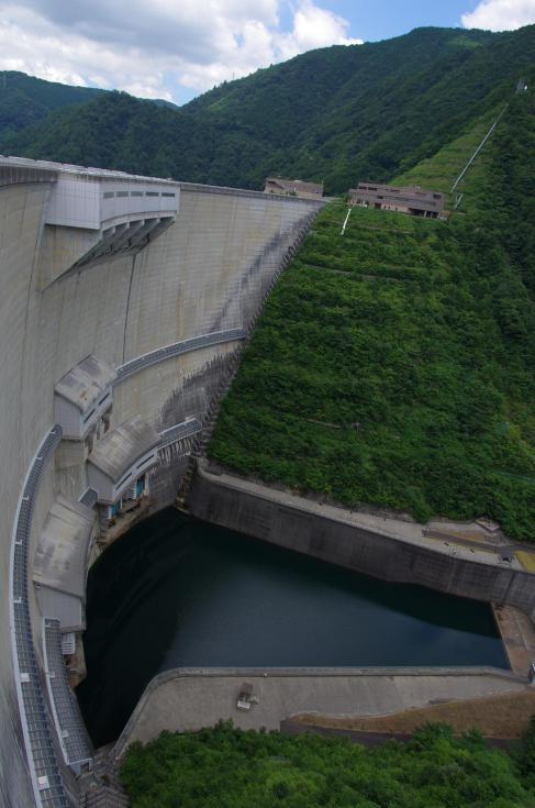 5温井ダム