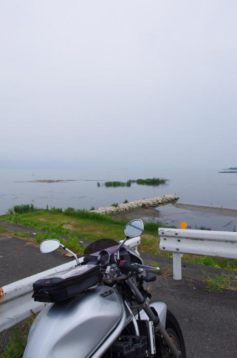 5 琵琶湖とBandit