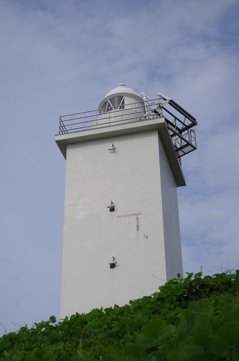 13加佐ノ岬灯台