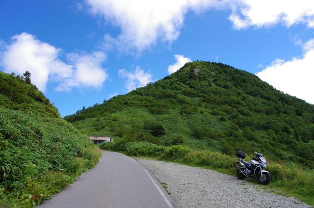 13笠ヶ岳とBandit