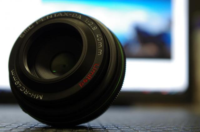 smc PENTAX-DA 40mmF2.8 Limited