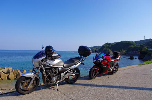 4日本海とBanditとR1