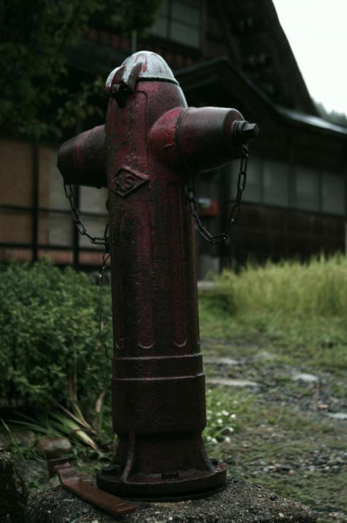 5歴史を感じる消火栓