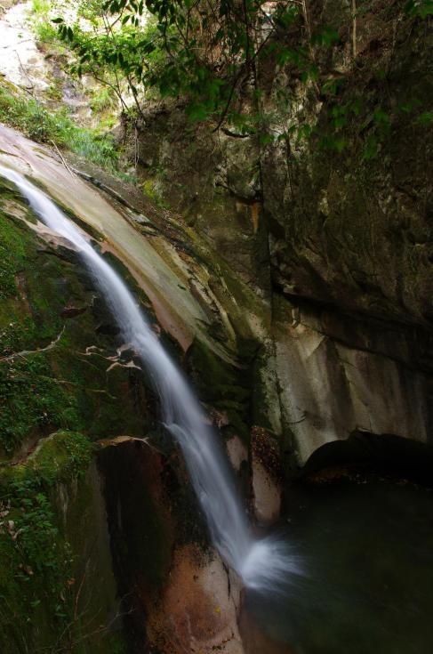 3白竜の滝