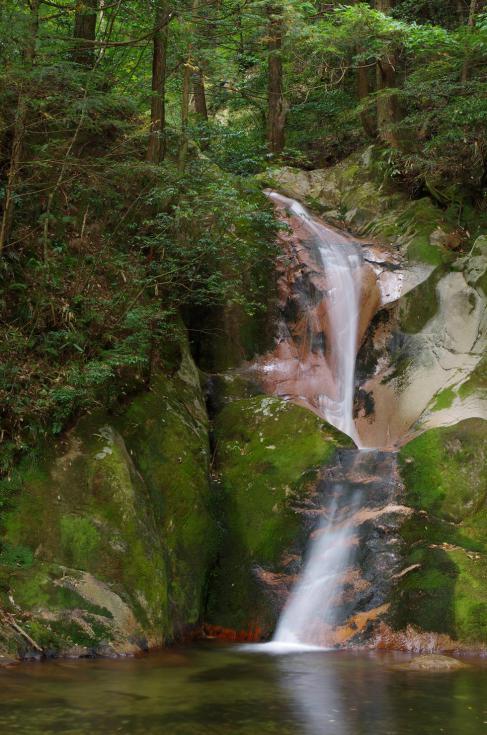 1竜尾の滝