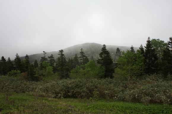 ヒバクラ岳