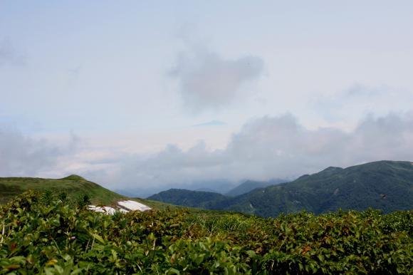焼石山頂1