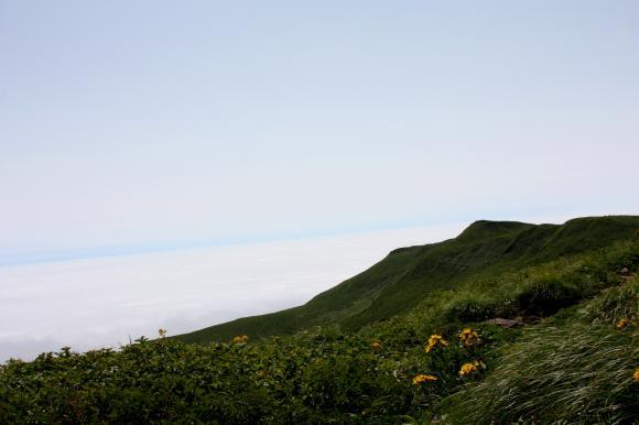 焼石山頂3