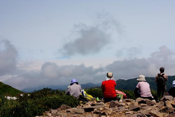 焼石山頂5